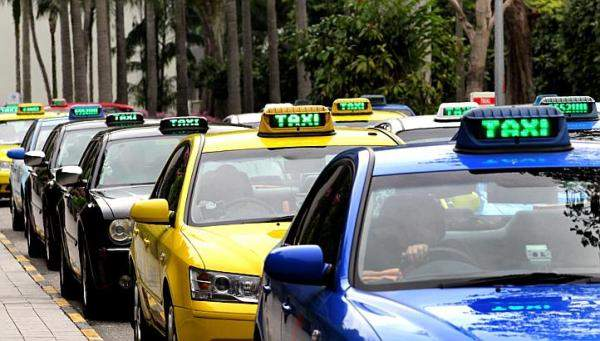Taxis: Reduce road tax, but up diesel tax?