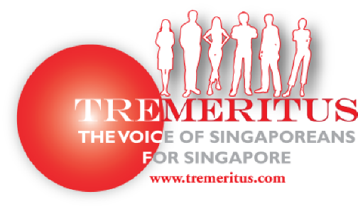 TR Emeritus no longer The Temasek Review