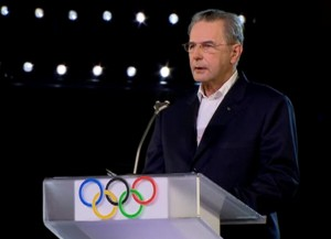 Jacques Rogge: There will be more media attention by the next YOG