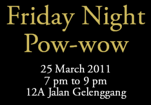 SDP: Friday Night Pow-wow