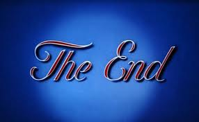 The End – A Political Fantasy (1 of 3)