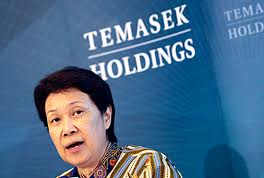 Ho Ching returns to Temasek