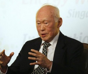 Why can't Lee Kuan Yew just retire?
