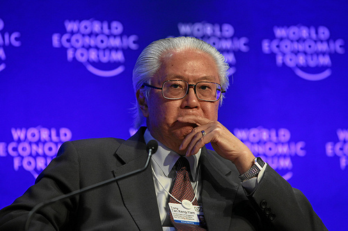 Was Dr Tony Tan responsible for the 1985 recession?