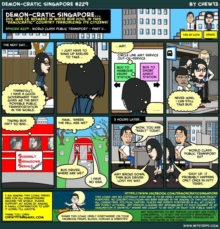 World Class Public Transport – Part II