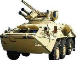 Ukrainian BTR-3E1 armored personnel carrier beats Singaporean Terrex armored personnel carrier