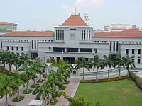 A Physicist's look at the Constitution of Singapore (Part 1 of 9)