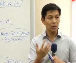 Minister Tan: We live in 1st world economy but get 3rd world wages