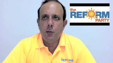 RP's Kenneth Jeyaretnam files fresh police reports