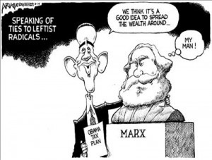 On media licensing and Marx