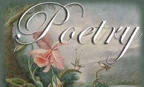 Beautiful poetry from TRE readers
