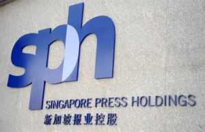 SPH's revenue decline for 4 consecutive years