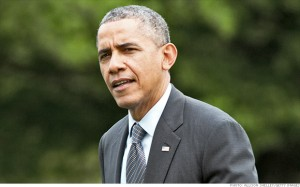 Obama's pay only 2.3% of median of top 200 US CEOs'