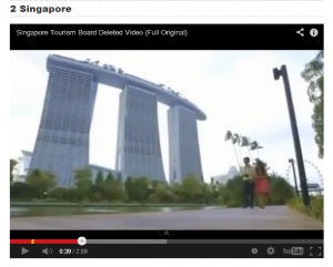 The 10 worst city tourism videos (SG is 2nd)