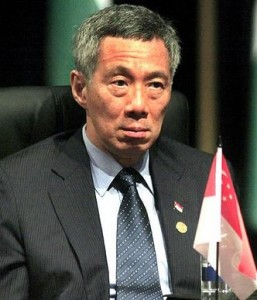 PM Lee's 'fumbling for answers' reported regionally