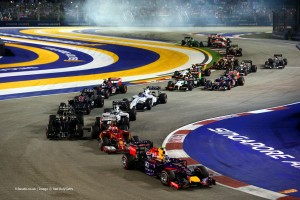 Ministers dispel cloud-seeding rumours before F1 race