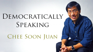 The truth behind Dr. Chee Soon Juan's sacking