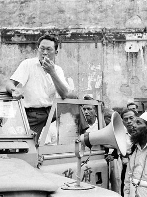 Today's PAP leaders pale in comparison to those of the past