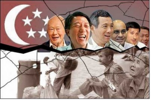 Today's PAP can't manage a changed world economy