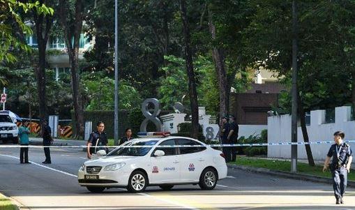 Police: One man shot dead near Shangri-La Hotel