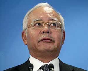 Malaysia's opposition submits no-confidence motion against PM Najib