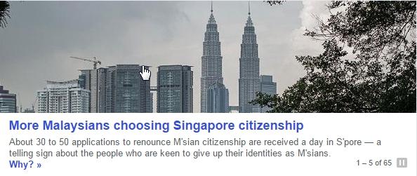 Bidding farewell to Malaysia
