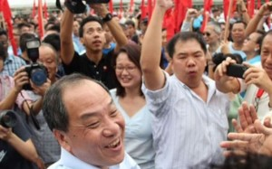 Low Thia Khiang to stay in Aljunied GRC