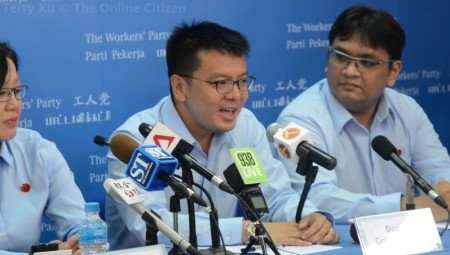 Dr Daniel Goh declared as NCMP in parliament