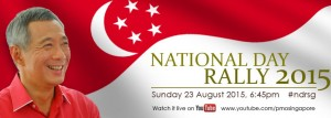 Response to PM Lee's National Day Rally 2015