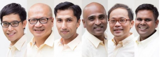 Opposition team named for PM Lee's Ang Mo Kio GRC