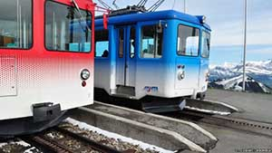 Switzerland: Special trains for Chinese tourists