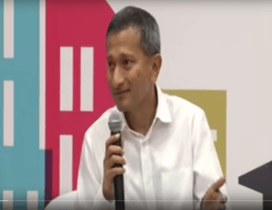 Singapore's foreign relations failure?