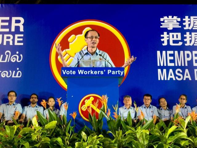 WP's Yee Jenn Jong - Rally speech on 2 Sep 2015