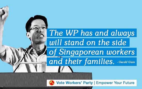 WP's Gerald Giam – National Minimum Wage