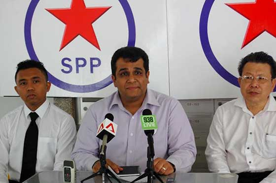 Ravi's promise to voters of Hong Kah North SMC