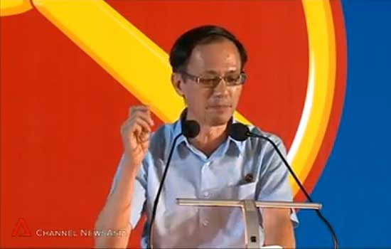 Yee Jenn Jong's third rally speech – 7 Sep 2015