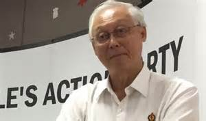 'Swiss standard' Goh Chok Tong may be losing it