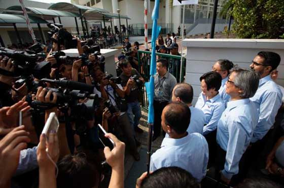 GE2015: Quotable quotes of Nomination Day