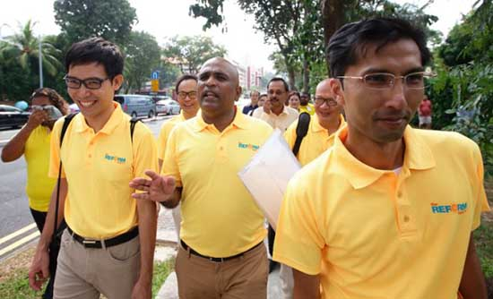 10 awesome truths at  AMK GRC nomination centre