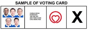 Dos and don'ts of marking the ballot (re-visited)