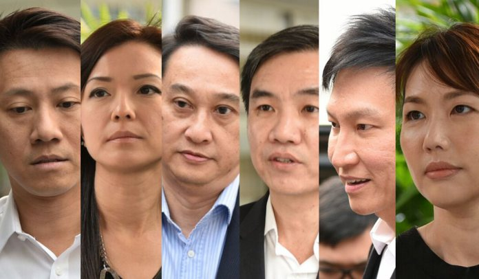 Why don't CHC members admit that they trusted the wrong man and move on?