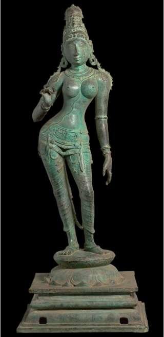 Singapore to return 'stolen' 11th Century bronze to India
