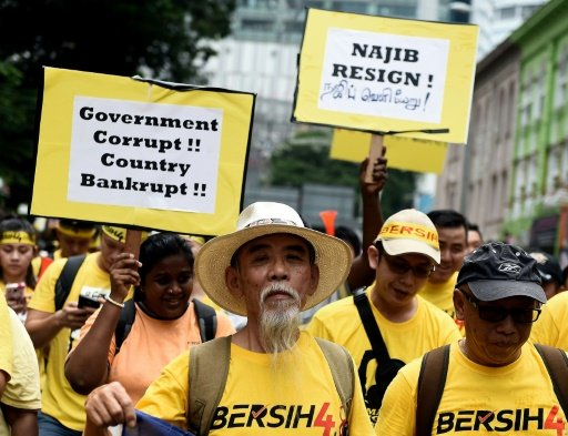 HRW: Malaysia becoming 'police state' as govt battles scandal