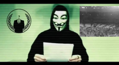 Hacker collective 'Anonymous' declares war on ISIS