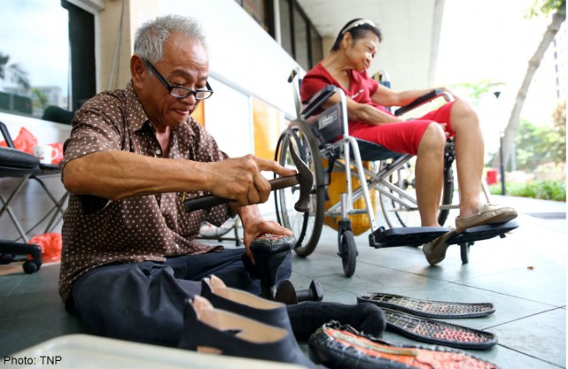 Katong Plaza evicts struggling cobbler