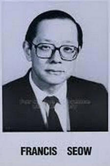 A tribute to former Solicitor-General Francis Seow