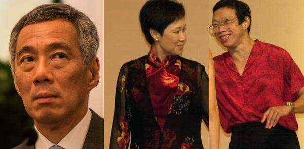 Lee Wei Ling kenna 'Davinder'ed into silence?