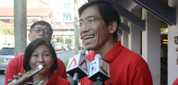 People's Action Party versus Dr Chee in the Bukit Batok...