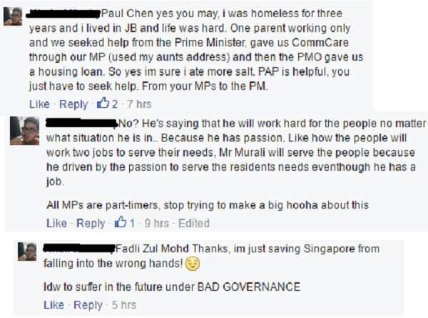 Why are poor Singaporeans so naive?