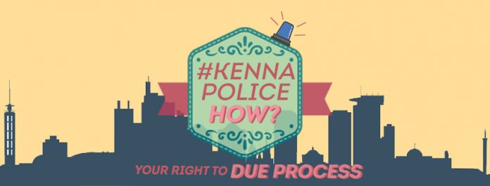 Kenna Police How?: Your right to due process (18 June @ HLP)